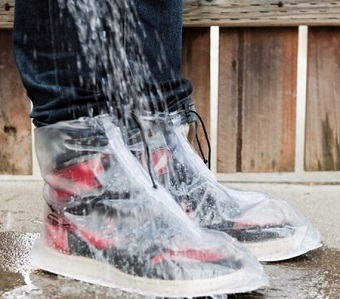 靴用のレインコート