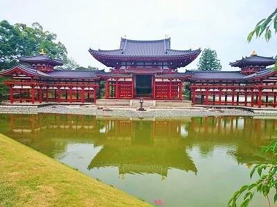 平等院鳳凰堂201706