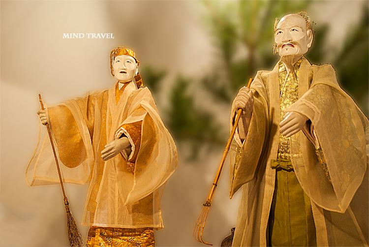 亀岡祭 高砂山 御神体