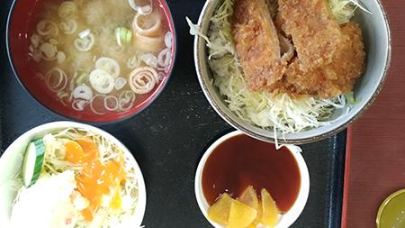 miniソースカツ丼