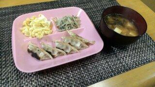 10月31日(火)晩御飯