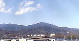 大山新幹線から