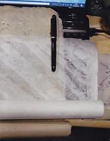 手漉き美濃紙2枚