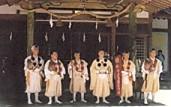 須山口浅間神社山伏