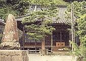 宇津ノ谷峠十団子寺