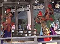 小国神社十二段舞楽