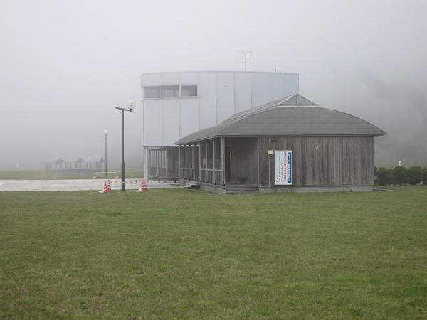 礼文華キャンプ場 センターハウス