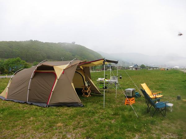 高岡オートキャンプ場 アルマディ6