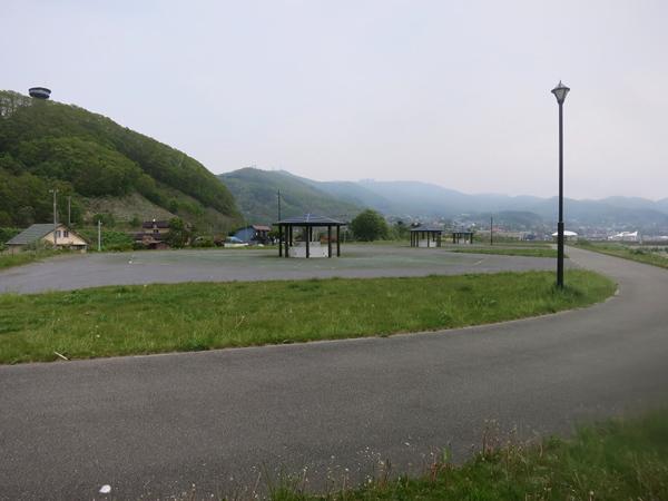 高岡オートキャンプ場 カーサイト