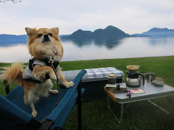 洞爺湖 茶太郎 コーヒータイム
