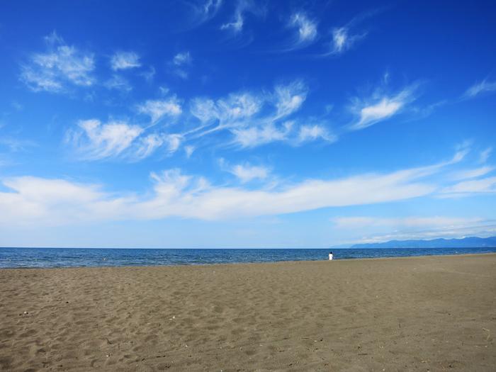 あそびーち石狩 海と砂浜