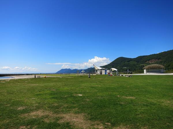 豊浦海浜公園
