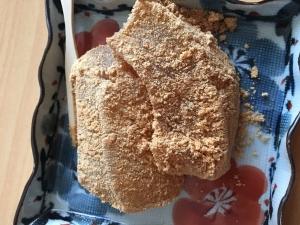 わらび餅 (1)