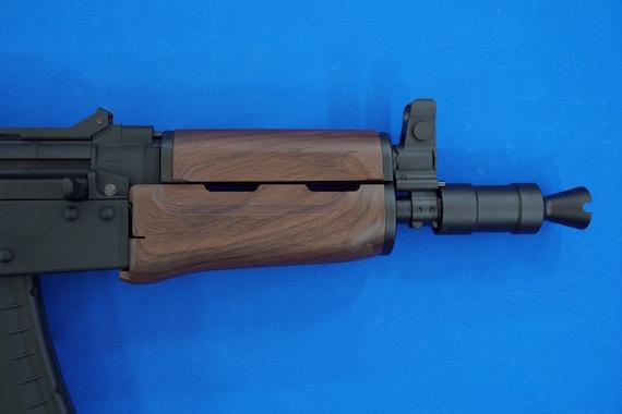 KSC木製フォアグリップ5
