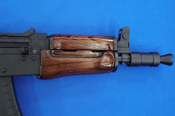 KSC木製フォアグリップ8