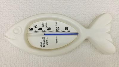 室内気温35度