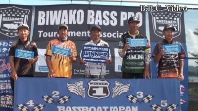 BAIT第3戦表彰式