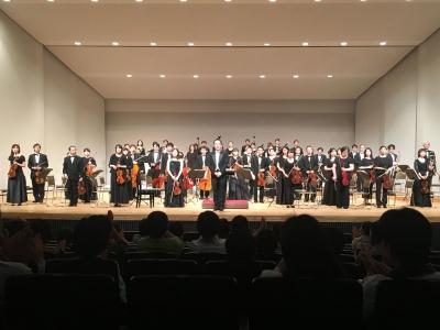 草津チェンバーオーケストラ第22回定期演奏会
