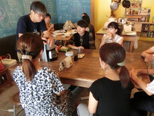 20170903コーヒー講座 (1)