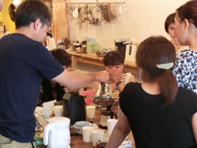 20170903コーヒー講座 (3)