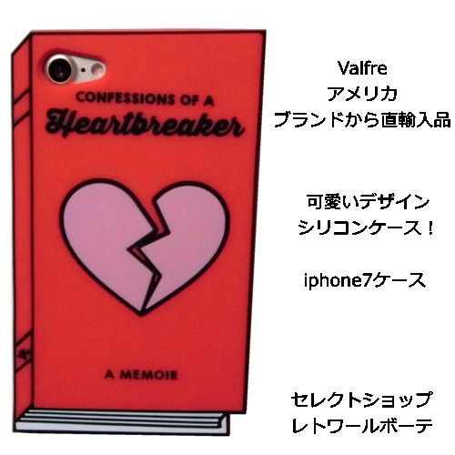 HEARTBREAKER CONFESSIONS 3D IPHONE 7 CASE (8)1