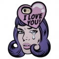 GIRLS TALK IPHONE 7 CASE PINK (5)111111