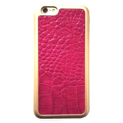 Der pinke Rauber iPhone 6 Case Kroko 2nd (4)11111