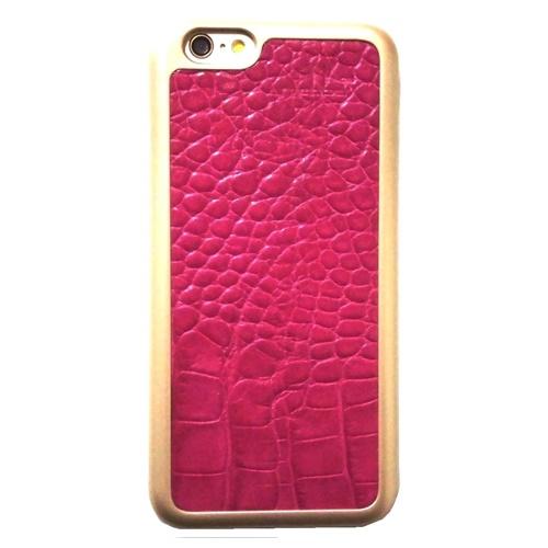 Der pinke Rauber iPhone 6 Case Kroko 2nd (4)11111