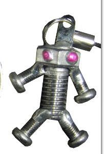 ミニボルト人形a