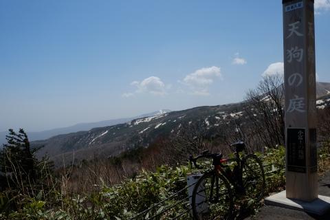 13磐梯吾妻スカイライン天狗の庭