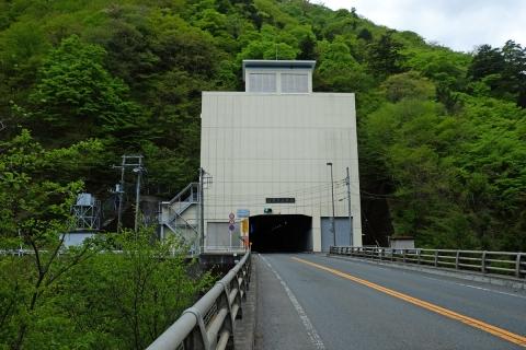 23日足トンネル