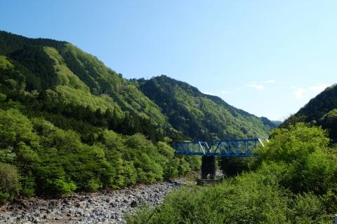 47渡良瀬渓谷