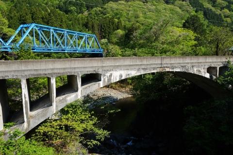 48渡良瀬渓谷の橋