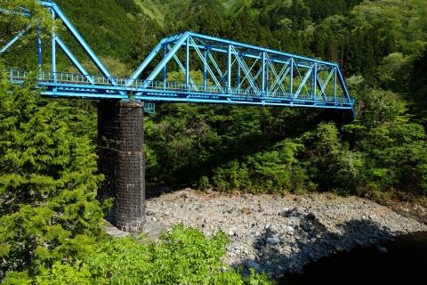 49渡良瀬渓谷の橋