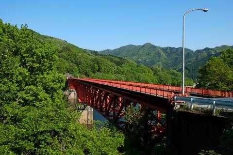 50渡良瀬渓谷の橋