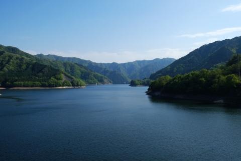 51草木湖&草木ダム