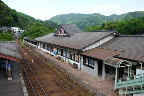 56わたらせ渓谷鐡道水沼駅