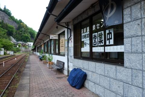57わたらせ渓谷鐡道水沼駅