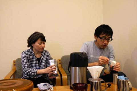 35コーヒータイム