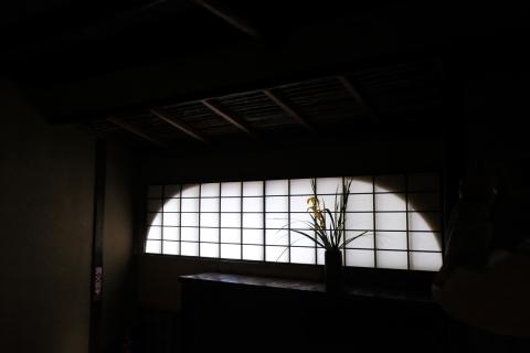 47松永記念館障子の窓