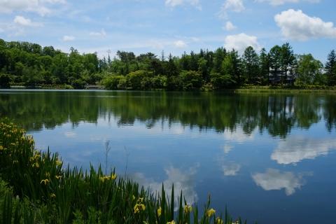 04蓼科湖