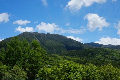 09スズラン峠へ女の神展望台1