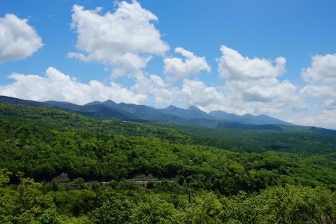 10スズラン峠へ女の神展望台2