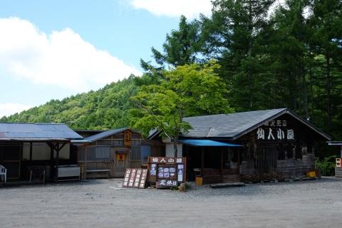 03八ケ岳高原ライン仙人小屋
