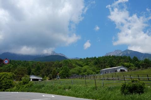 06八ケ岳高原ライン八ヶ岳牧場