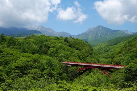 07八ケ岳高原ライン赤い橋