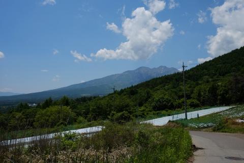 09平沢峠への激坂農道