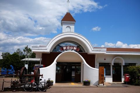 12野辺山駅