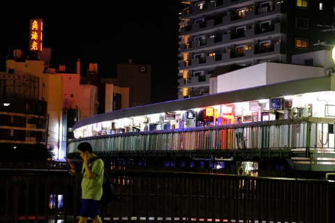18大岡川日の出町