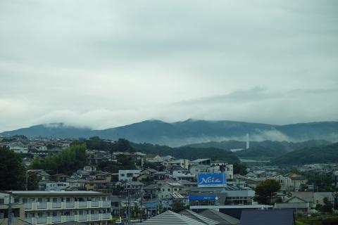 02新幹線移動中